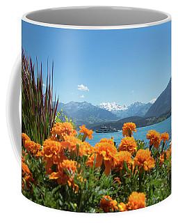 Lake Thunersee Coffee Mug