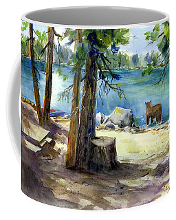 Lake Valley Bear Coffee Mug
