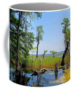Lake Waccamaw Nc Coffee Mug