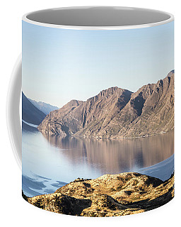 lake Wanaka in New Zealand south island Coffee Mug