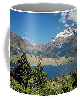 Lake Wanaka New Zealand Iv Coffee Mug