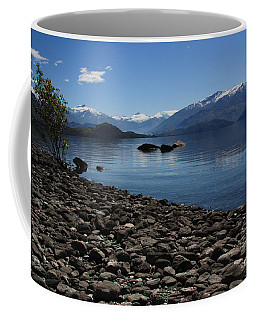 Lake Wanaka View Coffee Mug