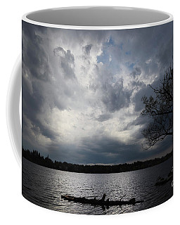 Lake Wilcox Thunder Clouds-1519 Coffee Mug