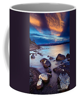 Lake Yellowstone Coffee Mug