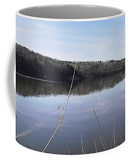 Lake Zwerner Early Spring Coffee Mug