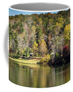 Lake Zwerner, Georgia Coffee Mug