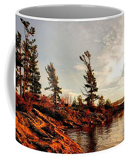 Lakeshore Coffee Mug