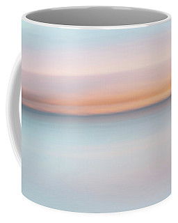 Lakeside Abstract Coffee Mug