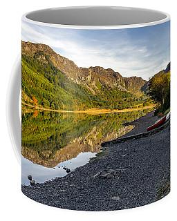 Lakeside Autumn Coffee Mug