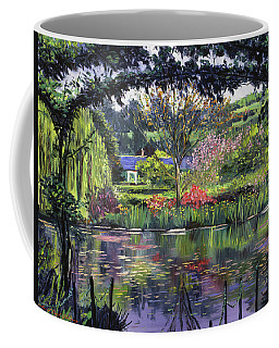 Lakeside Giverny Coffee Mug