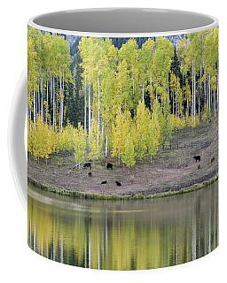 Lakeside Grazing Coffee Mug