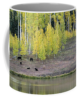 Lakeside Grazing Coffee Mug