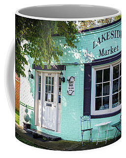 Lakeside Market Coffee Mug