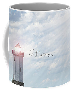 Lakeside Park Lighthouse Coffee Mug