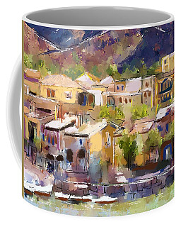 Lakeside Village Coffee Mug