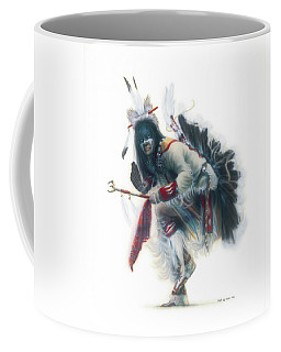 Lakota Dancer Coffee Mug