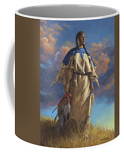 Lakota Woman Coffee Mug