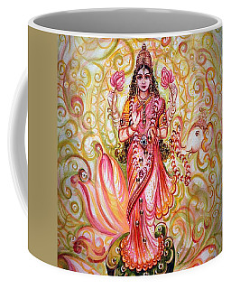 Lakshmi Darshanam Coffee Mug