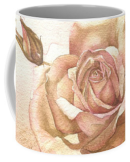 Lalique Rose Coffee Mug