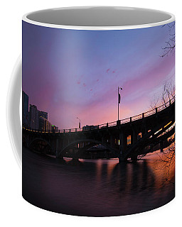 Lamar Blvd Bridge Coffee Mug