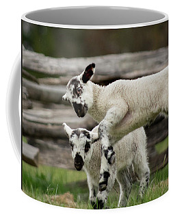 Lamb Block Coffee Mug