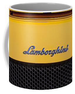 Lamborghini Coffee Mug