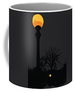 Lamp At Night Coffee Mug