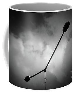 Lamppost #7574 Coffee Mug