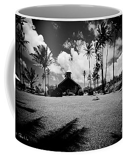 Coffee Mug featuring the photograph Lanakila Ihiihi O Iehowa O Na Kaua Church Keanae Maui Hawaii by Sharon Mau