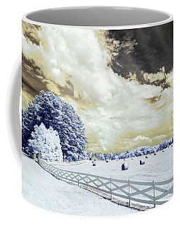 Lancaster Farm In Ir Coffee Mug