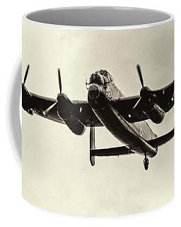 Lancaster Flypast Coffee Mug