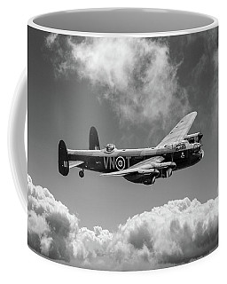Lancaster Pa474 Vn-t Bw Version Coffee Mug by Gary Eason