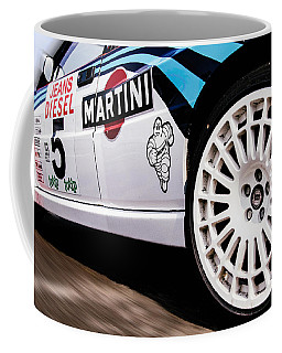 Lancia Delta Hf Integrale Coffee Mug by Cesare Bargiggia
