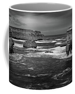 Land And Sea Coffee Mug