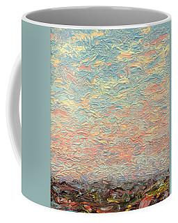 Land And Sky 3 Coffee Mug