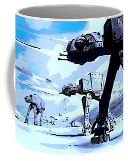 Land Battle Coffee Mug