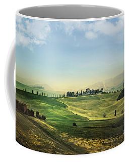 Land Of Dawn Coffee Mug