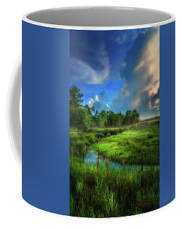 Coffee Mug featuring the photograph Land Of Milk And Honey by Marvin Spates