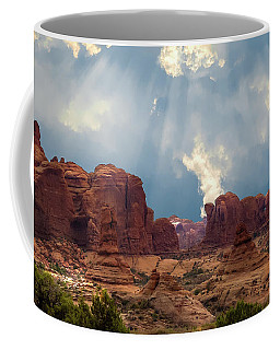 Land Of The Giants Coffee Mug