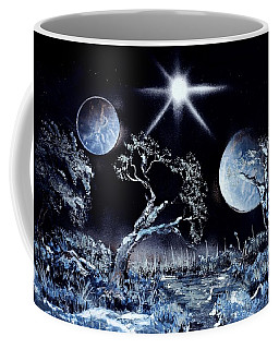Land Of The Stars Coffee Mug