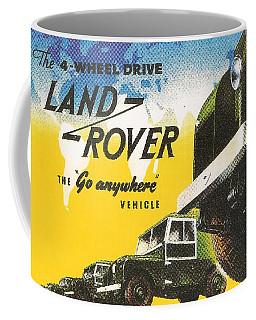 Land Rover Coffee Mug