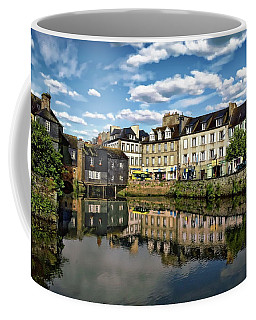 Landerneau Village View Coffee Mug