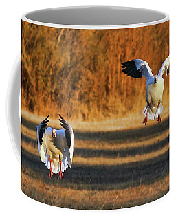 Landing Gear Coffee Mug