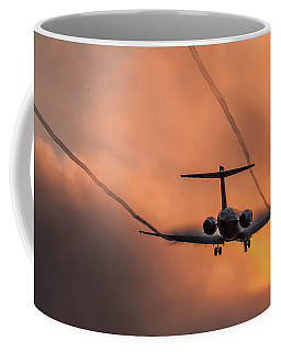 Landing In L.a. Coffee Mug