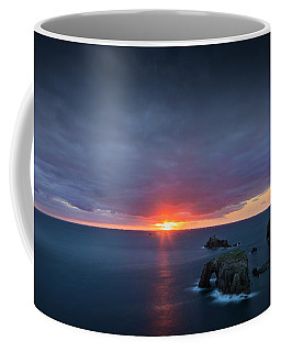Land's End Coffee Mug