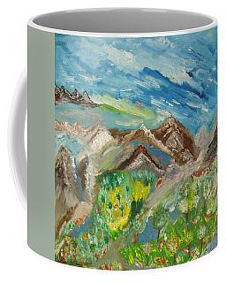 Landscape. Imagination 24. Coffee Mug