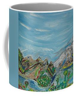 Landscape. Imagination. Coffee Mug