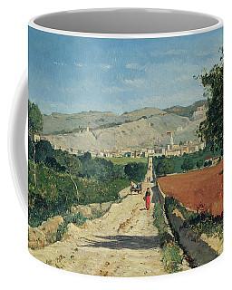Landscape In Provence Coffee Mug