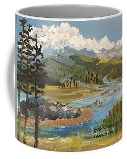 Landscape No._2 Coffee Mug