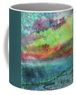 Landscape Of My Mind Coffee Mug by Lenore Senior